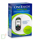 Глюкометр ВанТач Селект Плюс (OneTouch Select Plus)